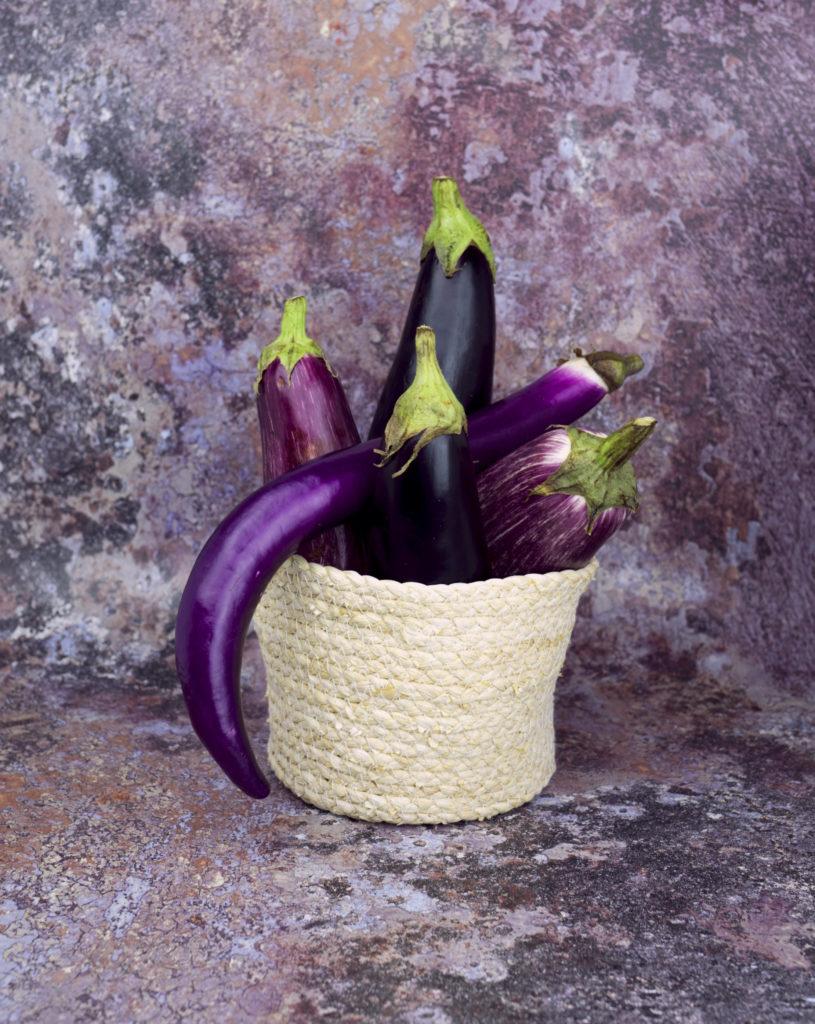 Recette aubergines